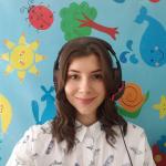 Dragana V. – profesor de engleză pentru copii