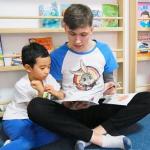 Александр П. – english tutor for children