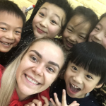 Елена Л. – english tutor for children
