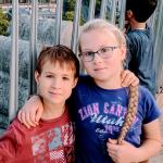 Диана и Тима  – english tutor for children